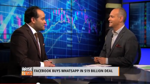 AriseXchange Network: Facebook buys What's App