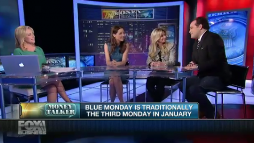 Fox Business – Signs you're suffering from Blue Monday